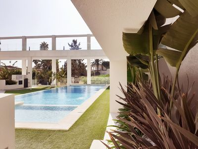 Photo for Luxury apartment in Calpe center