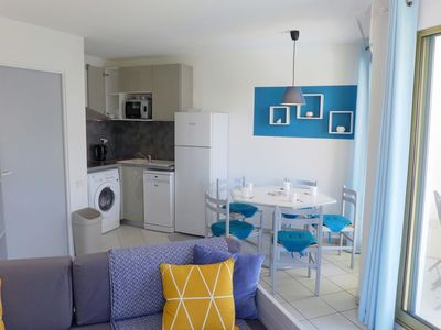Photo for Apartment 486 m from the center of Fréjus with Internet, Pool, Lift, Parking (653597)