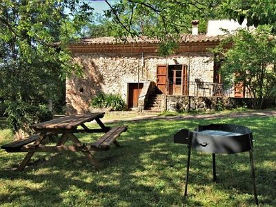 "Photo for Beautiful farmhouse with capacity for 8 people located 5 minutes from ""La Fageda""."