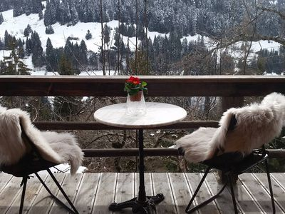 """Photo for Gstaad - """"Paradise View"""" Chalet"""