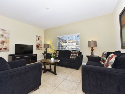 Photo for Spacious 5-Bed TownHome at Paradise Palms Resort, Splash Pool, WiFI-8951