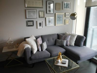 Photo for Beautiful 1BR Condo in Popular King Street West!