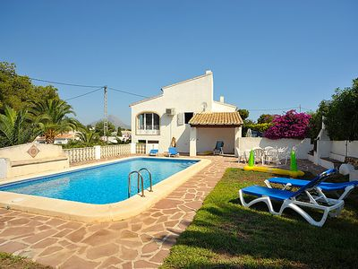 Photo for Vacation home Toscal in Jávea/Xàbia - 6 persons, 3 bedrooms