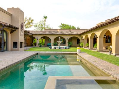 Photo for LIVE LIKE A MULTI MILLIONAIRE! PRIVATE RETREAT WITH YOUR DREAM EXTRA AMENITIES!