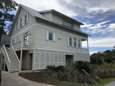Photo for 30A and Grayton Beach! Clear view of the dunes and gulf. Short walk to beach.