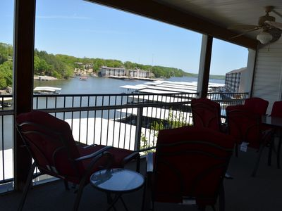 Photo for 2 BR/2 BA Lakefront Lighthouse Landing Condo with Wifi