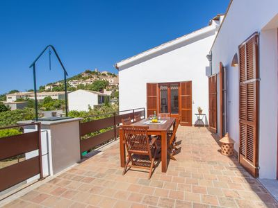 Photo for Casa Can Biel (011117) - House for 10 people in Capdepera