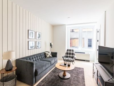 Photo for Sonder | Wall Street | Incredible 3BR + Lounge