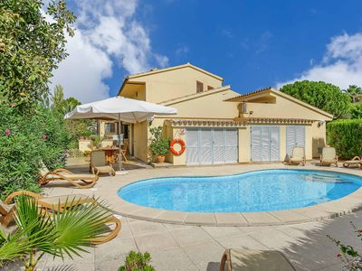 Photo for Can Fiol - This Villa is close to local amenities has WI-FI a private pool & A/C