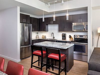Photo for SXSW – The Festival Awaits!! Stay in this beautiful Downtown 1 bedroom cond