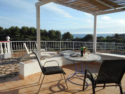 Photo for Fantastically beautiful, newly decorated apartment in the Villa Kox seaside.