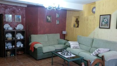 Photo for House completely renovated in 2015. 200 meters, patio and two terraces.