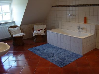 Photo for House Lichtenhain - 4 spacious apartments in the Manor House