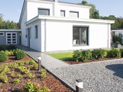 Photo for High quality, newly built holiday home in best equipment! 3 bedrooms, 2 bathrooms, terrace, garden!