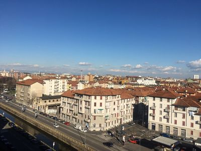 Photo for Comfortable two-room apartment a few meters from the Naviglio and IULM - MM Famagosta