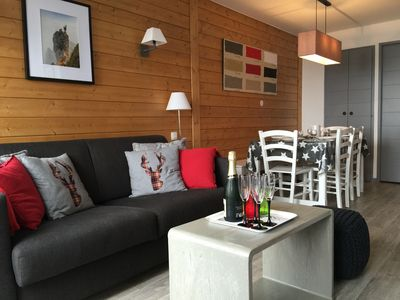 Photo for Beautiful duplex 3 rooms for 4/6 people with a nice view - Avoriaz La Falaise