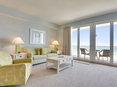 Photo for LUXURY CONDO ON EAST END- BRAND NEW FURNITURE!! Enjoy comfort and luxury!
