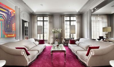 Photo for Classic and modern decorated apartment in Paris with 5 bedrooms