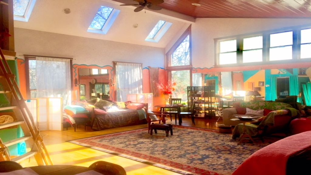 Welcome To An Openliving Arts Bohemian Wood