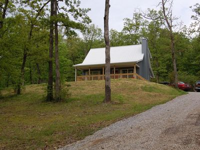 Photo for Brand New! Beautiful Lake Cottage, Located Just Minutes from Mammoth Cave!