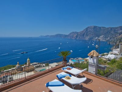 Photo for 3BR House Vacation Rental in Praiano, Salerno