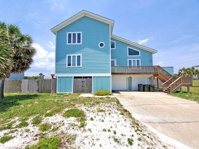 Photo for Sunny & Bright Gulf View Home with a Pool