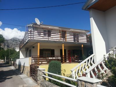 Photo for Holiday apartment with internet and 100 meters to the beach