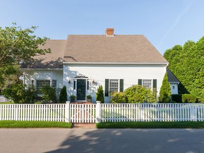 Photo for New Listing! Beautiful Downtown Edgartown Residence