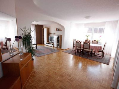 Photo for Apartment Roter Stein - Apartment 80sqm with terrace