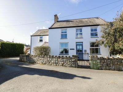 Photo for DRWS Y NANT, pet friendly, with a garden in Llanbedrog, Ref 968775