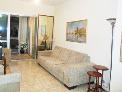 Photo for Apartment - Barra Da Tijuca - Gated Full Secured Condo - 5 Min. Walk To Beach
