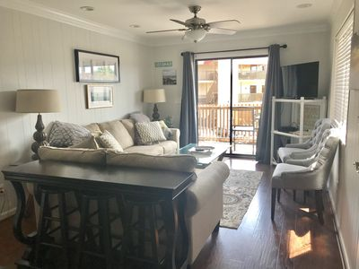 Photo for Beautiful 2 Bd/2 Bath Condo In Oceanfront, Gated Cherry Grove Community