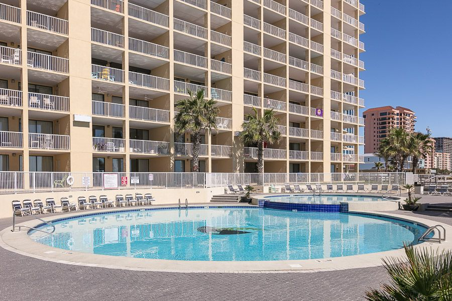 Summer House #506B: 3 BR | 2 BA condo in Orange Beach - Your Home-Away-From-Home awaits