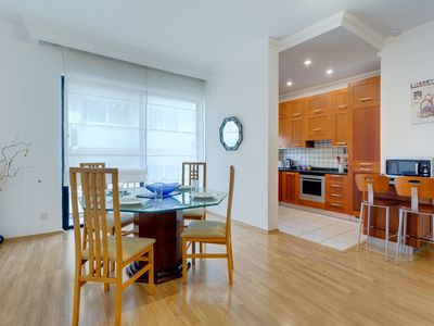Photo for Central Apartment in St Julian's, Perfect for Families