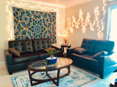 Photo for Clean, Beautiful Apt near Stanford, Evergreen Park