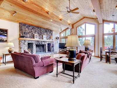 Photo for Classic Mountain Getaway with Hot Tub and Game Room!