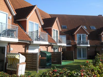 Photo for 2BR Apartment Vacation Rental in Cuxhaven- Duhnen, Cuxhaven