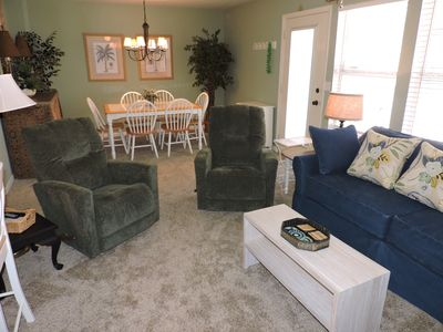 Photo for Peachtree Place 205C - 2 Bedroom / 2 Bathroom Condo, Sleeps 6, Community Pool