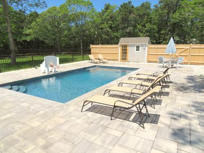 Photo for Two Cottages with a New Pool, ½ mile to Private Beach; 048-B
