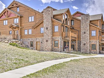Photo for Peaceful Fraser Condo w/ Patio - by Hiking Trails!