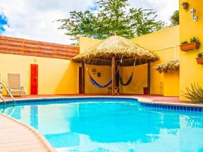 Photo for Oranjestad, Standard studio 2, near Surfside Beach