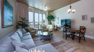 Photo for Amenity Level Unit with Spacious Ceilings and Easy Pool Access
