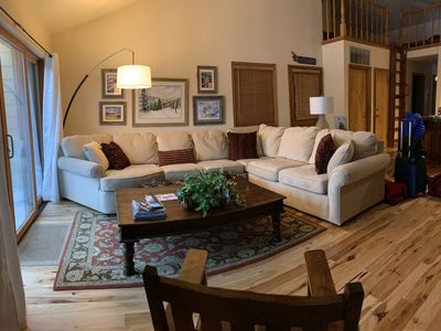 Photo for Amazing Ski Retreat, Views,Spacious,  Private Hot Tub, Presidents Week Available