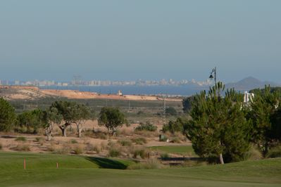View of La Manga