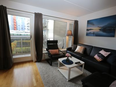 Photo for 2BR Apartment Vacation Rental in Oslo
