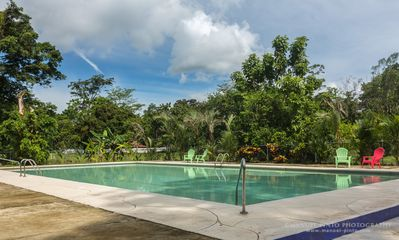 Photo for Puerto Viejo Club 6BR with Olympic Pool