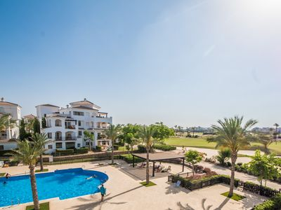 Photo for 2 bedroom Apartment on La Torre Golf Resort. MURCIA VACATIONS MO28