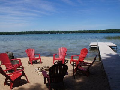 Photo for 4BR Cottage Vacation Rental in Maple City, mi