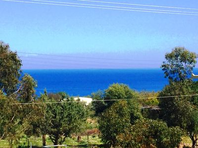 Photo for A spacious villa with sea and garden views, in a great location!