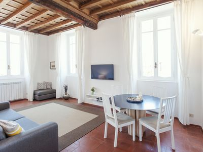 Photo for Rome, Trastevere, charming apartment for 4